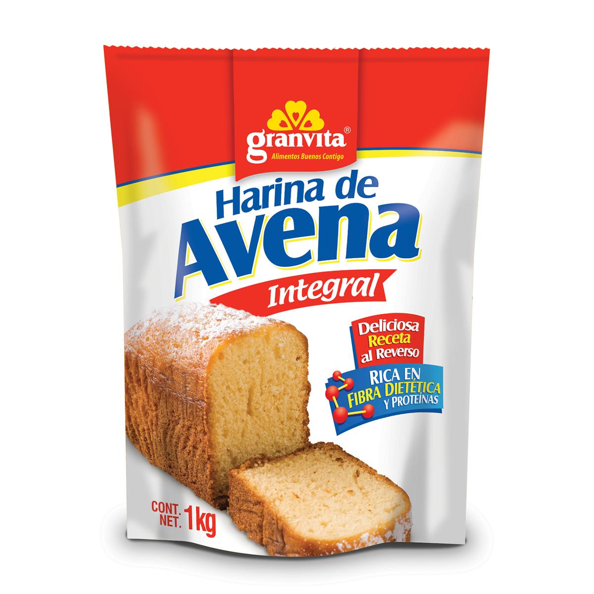 Harinas grupo vida - Cocinar harina de avena ...